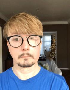 Josh in 2016